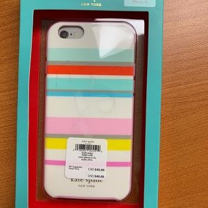 Kate Spade iPhone cover for iPhone 6/6s